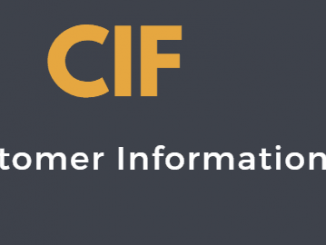 cif number full form