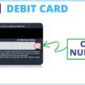cvv number sbi debit card