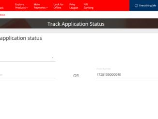 Track Kotak Mahindra Bank Credit Card Application Status Online