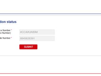Track RBL Bank Credit Card Application Status Online
