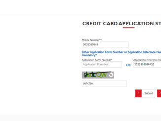 Track Yes Bank Credit Card Application Status Online